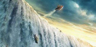 Adegan jet sky yang nyaris merenggut nyawa Jackie Chan. (Foto: imdb.com)