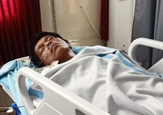Adian Napitupulu sakit. (Foto: Twitter)