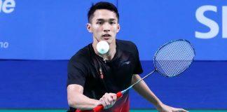 Jonatan Christie (Indosport)