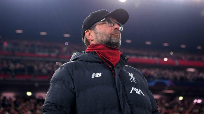 Manajer Liverpool Jurgen Klopp (Livescore)