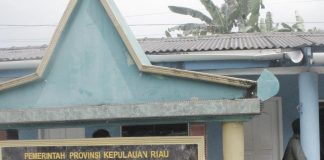 Kantor PDAM Tanjungpinang (Foto: Suryakepri.com/MBA)