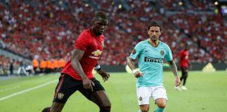 Gelandang Manchester United Paul Pogba (Sportsmole)