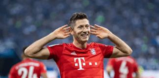 Robert Lewandowski (Bundesliga.com)