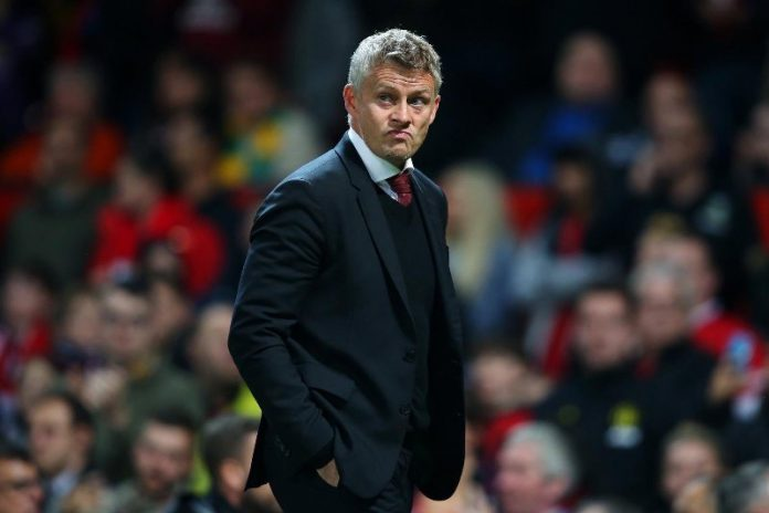 Manajer Manchester United Ole Gunnar Solskjaer (Twitter Man Utd)
