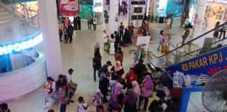 Suasana di Pelabuhan Ferry Internasional Batam Center, Selasa (24/12/2019). Foto: Suryakepri.com/Romi