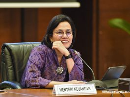 Menteri Keuangan Sri Mulyani Indrawati. (Foto: Kemenkeu)