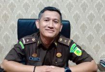 Kepala Seksi Intelijen Kejari Tanjungpinang Rizky Rahmatullah (Suryakepri.com/ Muhammad Bunga Ashab)