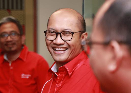 Direktur Utama Telkomsel Setyanto Hantoro (Foto: Telkomsel)