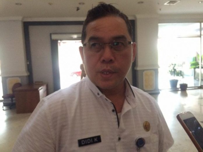 Kepala Dinas Kesehatan Kota Batam, dr Didi Kusmajadi.