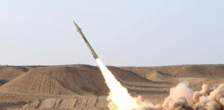 Ilustrasi rudal Iran. (Foto: Forbes.com)