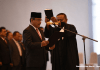 Wamenkeu Suahasil Nazara dilantik sebagai Anggota DK OJK. (Foto: Kemenkeu)