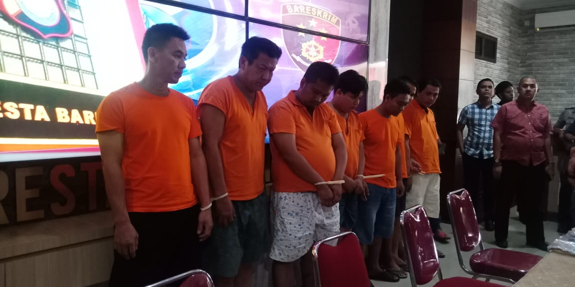 Bandar Judi Sie Jie Online Terbesar di Batam Diringkus ...