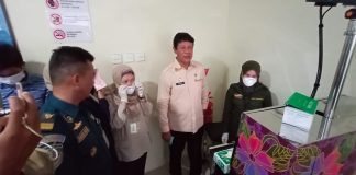 Plt Gubernur Kepri H Isdianto
