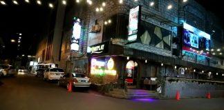 Salah satu tempat hiburan malam di Kota Batam, Kampung Bule menjadi lokasi hiburan yang banyak diminati wisatawan asing. (youtube)