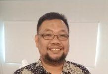 Ketua ASITA Tanjungpinang-Bintan Sapril Sembiring (Suryakepri.com/ Muhammad Bunga Ashab)