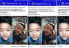 Pengumuman anak hilang bernama Farel di grup Facebook. Bocah 13 tahun ini telah ditemukan warga di Pasar Sei Beduk, Jumat (21/2/2020) pagi. Foto: Facebook)