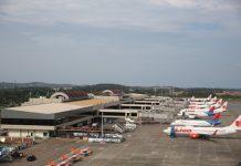 Bandara Internasional Hang Nadim Batam. PHRI meminta pemerintah membuka penerbangan langsung dari luar negeri ke Batam. (Foto: Wikipedia)