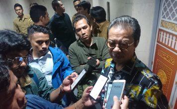 Ketua DPRD Provinsi Kepulauan Riau (Kepri) Jumaga Nadeak. (Foto: Suryakepri.com/Nando)