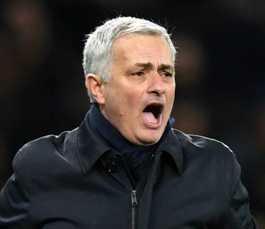 Jose Mourinho (Sumber Foto: Livescore)