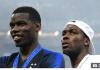 Paul Pogba dan kakaknya, Mathias Pogba (Foto: The Sun)