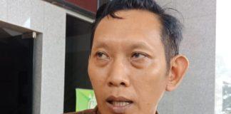 Penyidik Kejati Kepri Eri Yudianto (Suryakepri.com/ Muhammad Bunga Ashab)