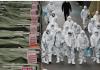 Tim Medis di Korea Selatan. Korea telah menaikan peringatan bahaya virus corona ke level tertinggi. (Foto: AFP via CNA)
