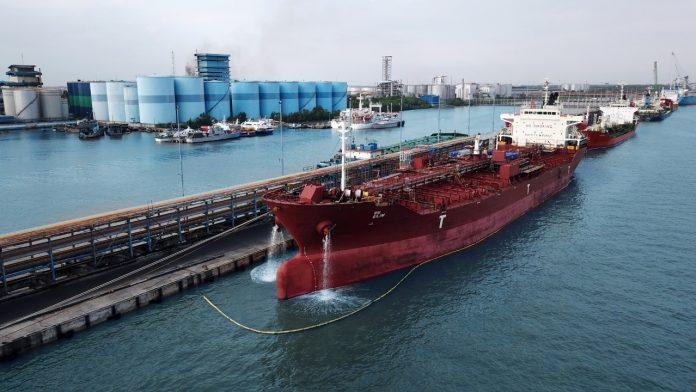 Kawasan pelabuhan milik Pelindo 1 (Suryakepri.com/ Dok Pelindo 1)