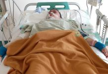 Eriska korban kecelakaan di Bukit Daeng masih berada di rumah sakit Awal Bros Batam.(suryakepri.com/ist/ali)