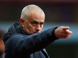 Manajer Tottenham Hotspur, Jose Mourinho (Sumber Foto: Metro)