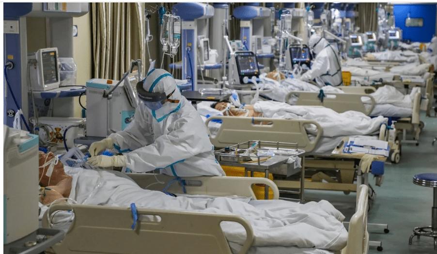 Bertambah Lagi 97 Jiwa Total Korban Meninggal Virus Corona 908 Orang Surya Kepri