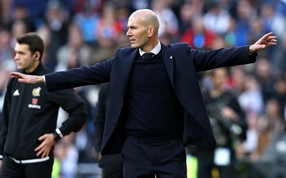 Zinedine Zidane (Foto: Livescore)