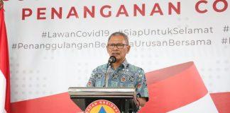 Dokter Achmad Yurianto, Juru Bicara Pemerintah untuk Penanganan Virus Corona. (Foto: Covid-19.go.id)