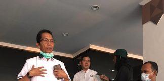 Ketua Tim Gugus Covid-19 Batam sekaligus Wakil Walikota Batam, Amsakar Achmad