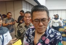 Wakil Ketua Himpunan Kawasan Industri (HKI) Kepulauan Riau, Tjaw Hioeng. (Foto: Suryakepri.com/Fernando)