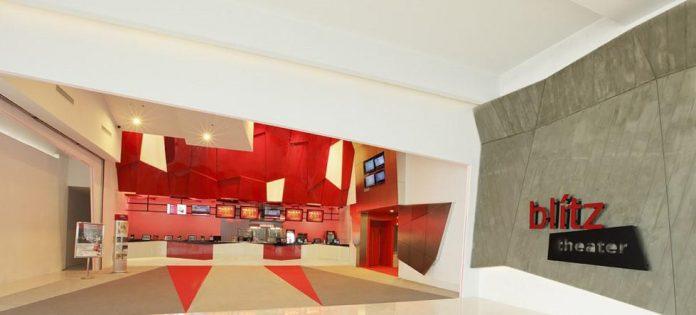 Blit Theater di Kepri Mall Kota Batam.