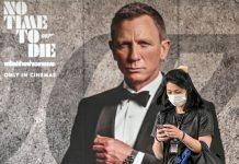 James Bond & Virus Corona (Foto: mi6-hq.com)