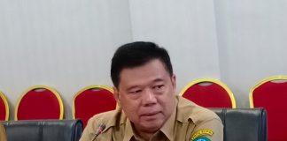 Kepala Dinas Kesehatan Provinsi Kepulauan Riau (Kepri) Tjetjep Yudiana. (Foto: Suryakepri.com/Muhammad Bunga Ashab)