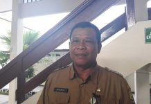 Kepala Disdukcapil Tanjungpinang Irianto (Suryakepri.com/ Muhammad Bunga Ashab)