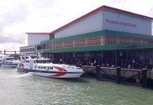 Ilustrasi, kapal penumpang tujuan Lingga saat sandar di Pelabuhan Sri Bintan Pura Tanjungpinang (Foto: Suryakepri.com/Muhammad Bunga Ashab)