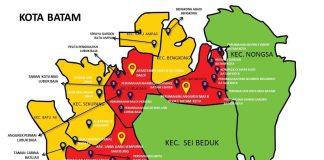 Kapolresta Barelang sebut peta penyebaran ODP dan PDP di Batam ini hoax