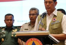 Kepala Badan Penanggulangan Bencana Nasional (BNPB) Doni Monardo