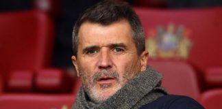 Mantan Kapten Manchester United Roy Keane