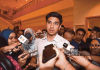 Syed Saddiq, Menteri Pemuda dan Olahraga Malaysia. (Foto> Berita Harian)