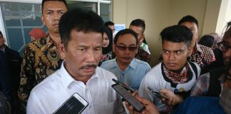 Walikota Batam Muhammad Rudi SE,MM