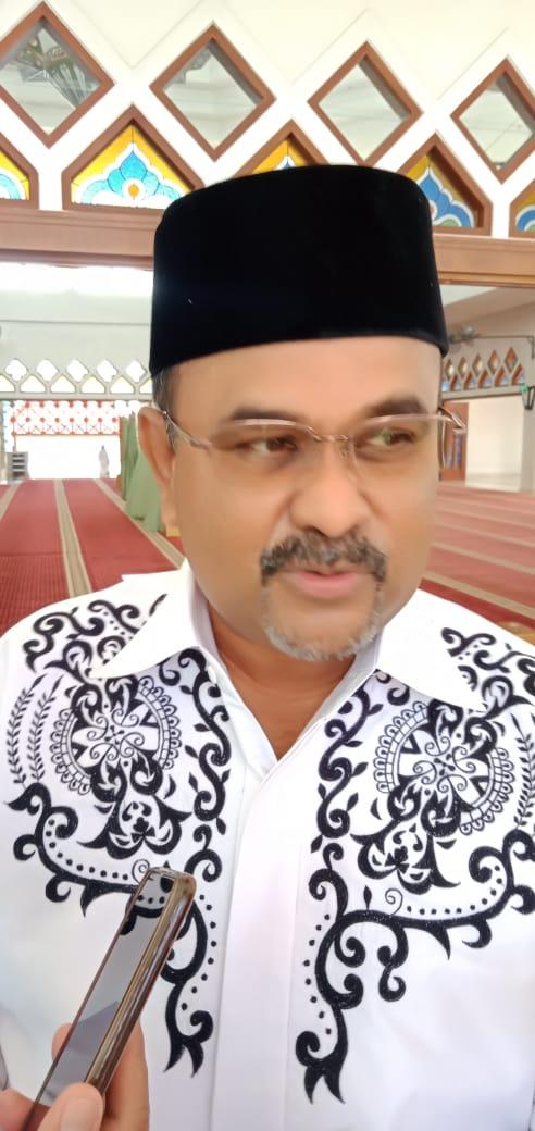 Bupati Karimun Aunur Rafiq
