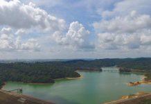 Dam Duriangkan, salah satu dam penyuplai air bagi masyarakat Kota Batam. (Foto: suryakepri.com/fernando)