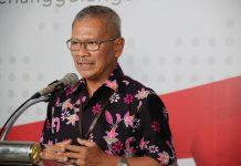 dr Achmad Yurianto, Juru Bicara Pemerintah untuk Penanganan Covid-19