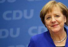 Kanselir Jerman Angela Merkel (Foto dari Sinar Harapan)
