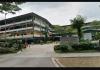 Dormintori atau asrama pekerja Cochrane Lodge 2 Singapura. Lonjakan kasus positif Covid-19 di Singapura ditemukan di asrama-asrama pekerja. (Foto: Channel News Asia)