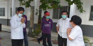 Ketua Tim Gugus Tugas Percepatan Penanganan Covid-19 Kepulauan Riau (Kepri) H Isdianto.
